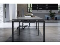 Bralco Cherrywood Office / Dining Table by Bralco