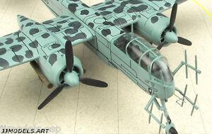 VERY-RAREEEEE-Ixo-Altaya-1-72-Heinkel-He-219-034-Uhu-034-Luftwaffe-1944
