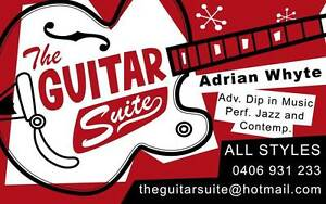 The Guitar Suite Pascoe Vale Moreland Area Preview