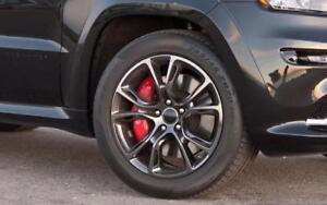 Jeep Grand Cherokee + SRT Winter Wheel and Tire Packages (2018-2019 Winter)