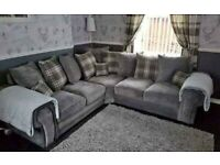 FACTORY PACKED😍 STYLISH VERONA CORNER SOFAS AVAILABLE IN STOCK