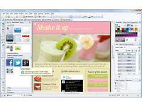 Freelance Website Design & Website Development Birmingham