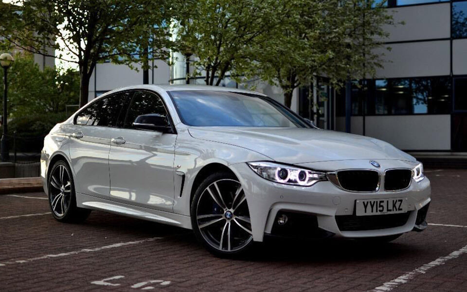 Bmw 4 Series 5 Door M SPORT Genuine 21 Self Drive Car Hire Policy