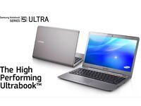 Samsung 530U 3rd Gen INTEL Core i5 160GB 6GB RAM Windows 7 UltraBook -