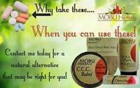 100% natural herbal products, new to Canada!!!