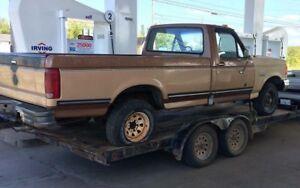 80-97 Ford Bed (fiberglass)