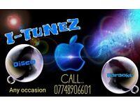 Mobile Disco/karaoke