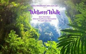 Mindfulness Newcastle - Guided Wellness Walks in Nature Newcastle Newcastle Area Preview