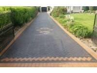 Block paving *specialist* landscaping/patios Birmingham