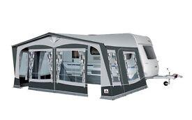 Dorema president xl 300 awning size 850