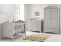 BRAND NEW East Coast Toulouse 2-in-1 Convertible Cot