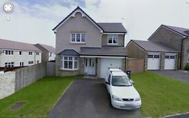4 bedroom house to rent - Inverurie - Aberdeenshire