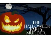 Reading Halloween Murder Mystery Night