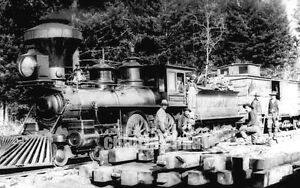 1900-FLYNN-OREGON-Willamette-Valley-Coast-RR-Caboose