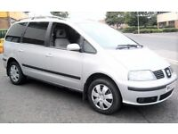 Cheap Seat Alhambra 1.9 Tdi 7 seater F.S.H 3 OWNERS 15 SERVICE STAMPS GALAXY SHARAN Verso ZAFIRA