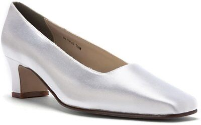 Touch ups Betty White Satin Women Bridal Shoes Betty White Satin