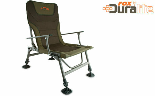 Fox Duralite Chair - CBC059 - Brand New + Free Delivery