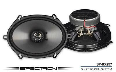 Spectron SP-RX257 Klangstarker 13 X 18CM / 5 x 7 Pulgadas Altavoz...