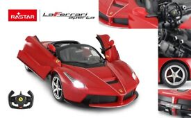 Brand New Sealed Ferrari 1:14 Scale Remote Control Car Opening Doors
