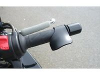 Motorcycle Throttle Holder Cruise Assist Rest