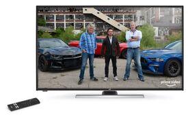 "JVC Fire TV Edition 40"" Smart 4K TV with Amazon Alexa, WIFI"