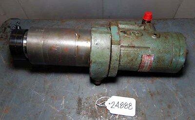 Matsuura M760 Hydraulic Drive Tool Changer Motor Inv.24888