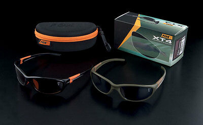 Fox NEW Carp Fishing Polarised XT4 Fishing Sunglasses *All Styles*