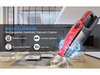 Handheld Vacuum, Cordless Vacuum Cleaner Powerful Suction Wet & Dry Vacuum