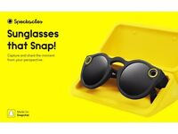 Snapchat Spectacles - New - Great Xmas Gift