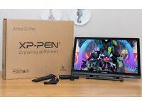 Xp pen tablet 22 inch touchscreen