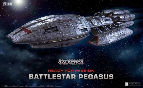 Eaglemoss Battlestar Galactica Pegasus Ship Replica Brand New and In Stock