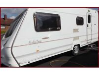 Swift Ace 4 Berth Touring Caravan Abbey Sterling Group Bargain