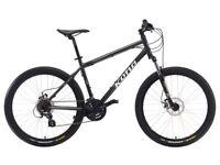 "Kona Lana'i 18"" HT Mountain Bike - Charcoal/Gold/Black"