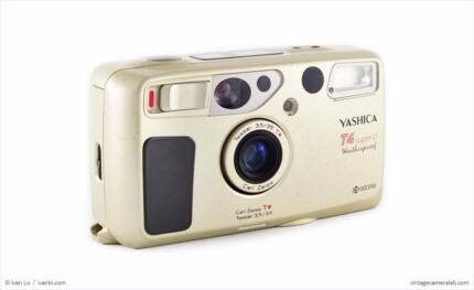 WANTED:: Broken & Damaged Film Cameras