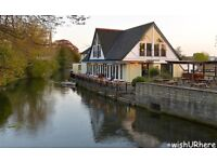 Live In Chef For well established Gastro pub on the banks of mill stream.