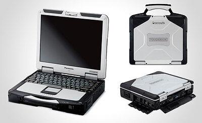 Panasonic Toughbook CF-31 Backlit KB intel Core i5 8GB RAM Windows7 GPS Gobi2K