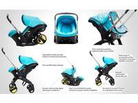 Doona pram &car seat