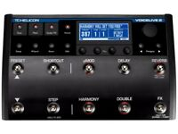 Brand New TC Helicon Voicelive 2