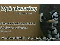 Dph plastering