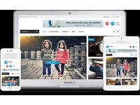 Bespoke Website & Wordpress Design and Build