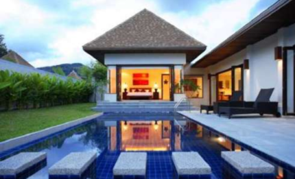 Thailand Luxury Holiday in a Private Pool Villa - 7 nights 4ppl