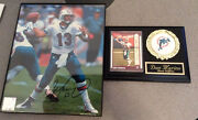 Dan Marino Autographed Photo