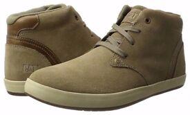 Caterpillar CAT Men's Tactic Hi-Top Sneakers - Size UK 11