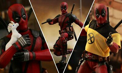 HOT TOYS DEADPOOL 2 MMS490