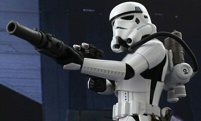 STAR WARS~EPISODE IV ANH~SPACETROOPER~SIXTH SCALE FIGURE~EXCLUSIVE~HOT TOYS~MIB