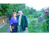 Mature Tasmanian couple seeking accommodation in Britain