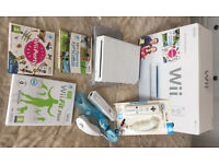Nintendo Wii Family Edition near mint condition only ever used for Netflix
