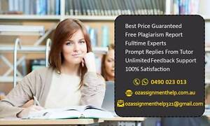Assignment Help Covering All Subjects Melbourne CBD Melbourne City Preview