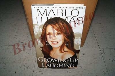 Growing Up Laughing My Story Of Funny Deluxe Edition Marlo Thomas