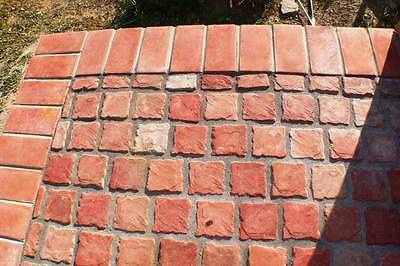 26+4 Free 4x4 Cobblestone Tile & Paver Molds For Walls Counter Patio Floors Path